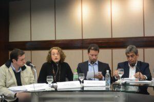 Candidata detalhou propostas em diversas áreas | Foto: Fernanda Piccolo/PSOL