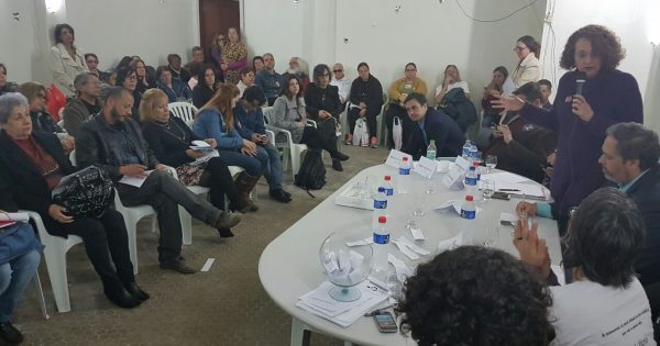 Luciana defende políticas de incentivo e microcrédito para alavancar cooperativas e economia solidária