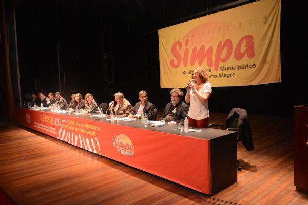 Luciana se mostrou a mais preparada para governar a capital | Foto: Samir de Oliveira/PSOL