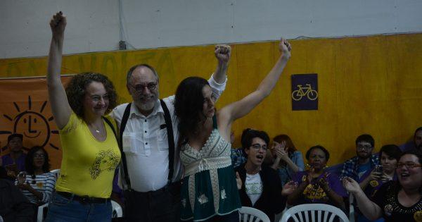 Plenária mobiliza apoiadores de Fernanda Melchionna na reta final da campanha
