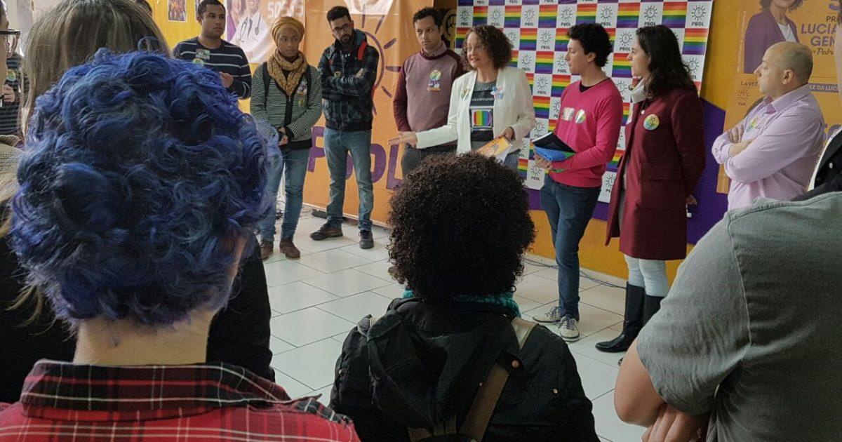 Reunião LGBT