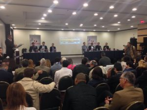 Encontro serviu para comparar propostas entre os candidatos | Foto: Alvaro Andrade/PSOL