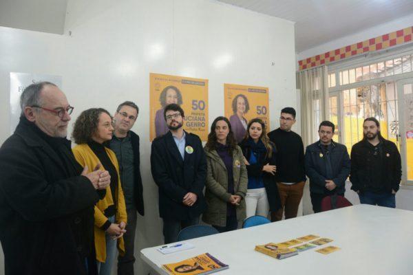 Grupo busca no PSOL espaço coerente para militância contra ataques aos direitos trabalhistas | Foto: Fernanda Piccolo/PSOL