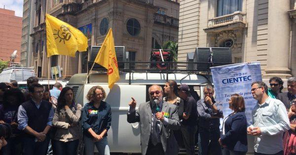 Organizar a luta e resistir contra os ataques brutais do governo Sartori