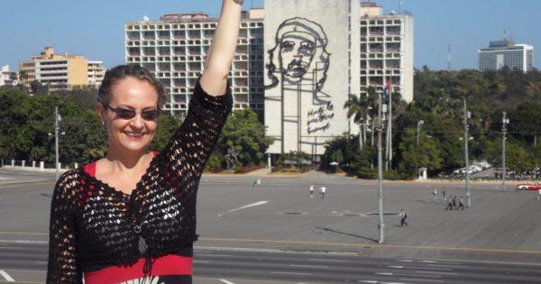 Viva Fidel, comandante da luta pela libertação latino-americana!
