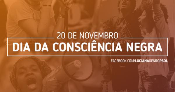 Viva Dandara dos Palmares, viva a luta das mulheres negras
