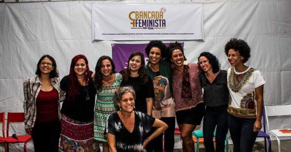 Carta de apresentação da Bancada Feminista do PSOL