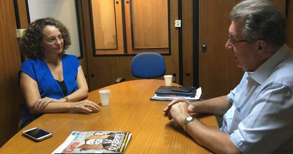 Luciana Genro e Raul Pont organizam encontro em Porto Alegre