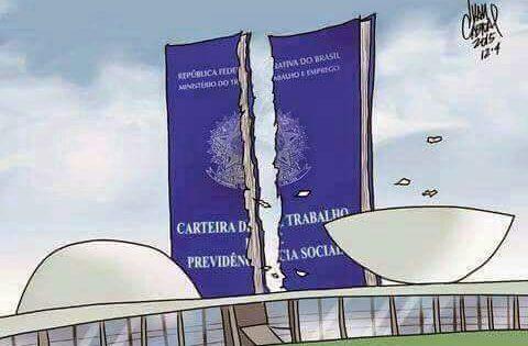 O Brasil precisa de uma greve geral contra as terceirizações e a reforma da Previdência