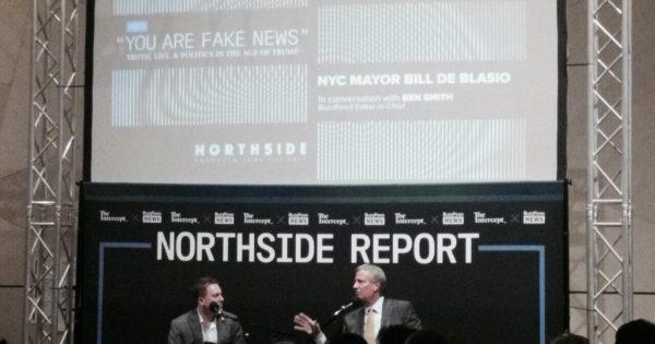 Resistência em Nova York: prefeito Bill de Blasio se opõe às políticas de Trump