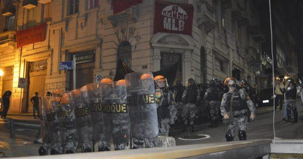 Lanceiros Negros: a responsabilidade da violência é do governador Sartori
