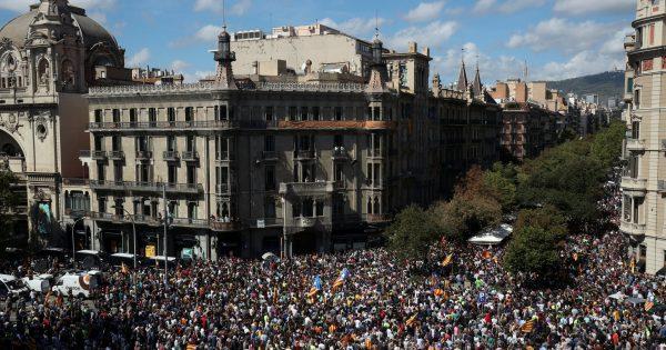 Golpe de Estado na Catalunha