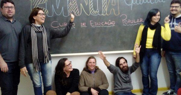 Alfabetização é foco das atividades do Emancipa em Guaiba