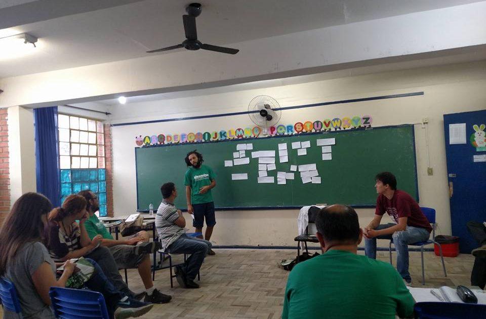 Emancipa Pelotas aula