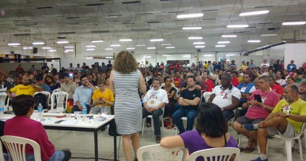 Congresso da CSP-Conlutas: cresce a unidade na construção de um terceiro campo