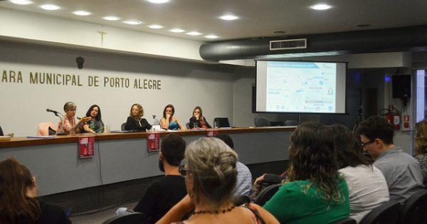 Mulheres da segurança pública debatem políticas para a área