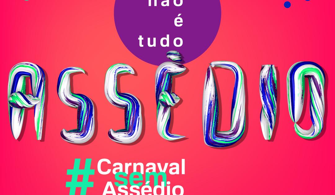 Carnaval sem assédio