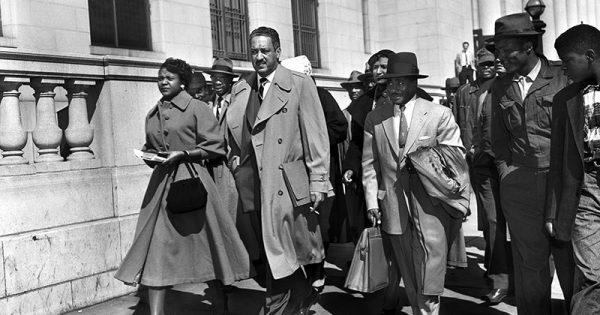 Há 62 anos Autherine Lucy foi impedida de ingressar na universidade por ser negra