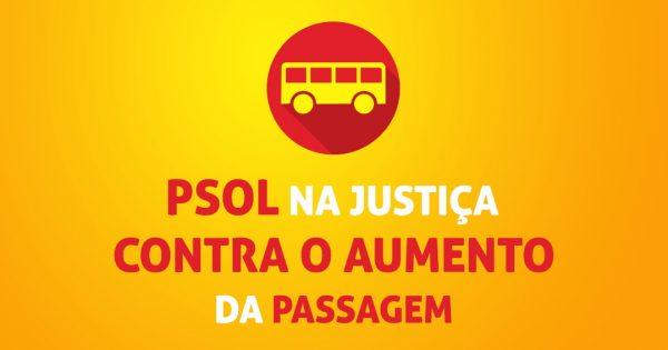 PSOL entra na Justiça contra o aumento da passagem de Porto Alegre