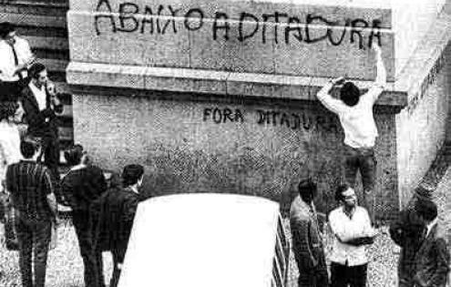 A ditadura no banco dos réus