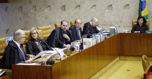 Sobre a decisão do STF a respeito do habeas corpus de Lula