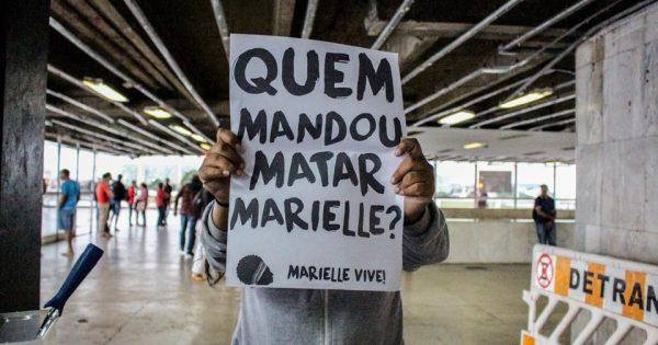 100 dias sem Marielle