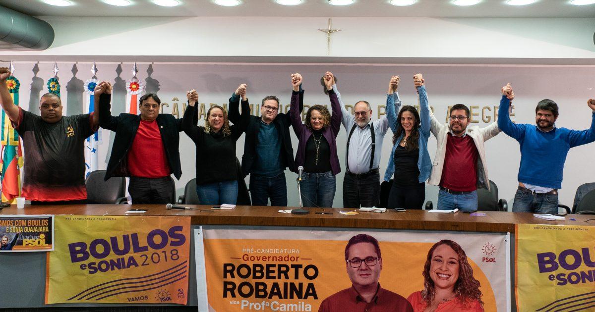 Convencao do PSOL