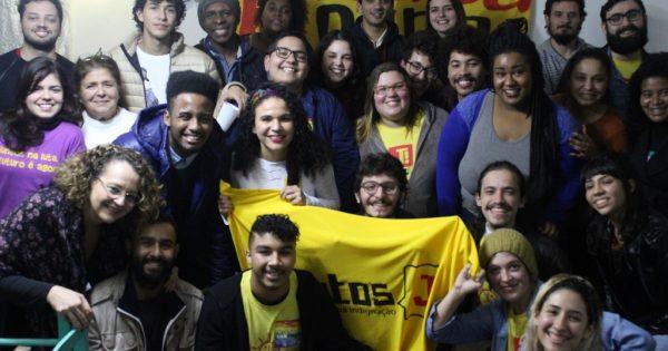 Pré-candidatura de Carla Zanella a deputada federal tem foco na periferia, na juventude, na negritude e nas mulheres