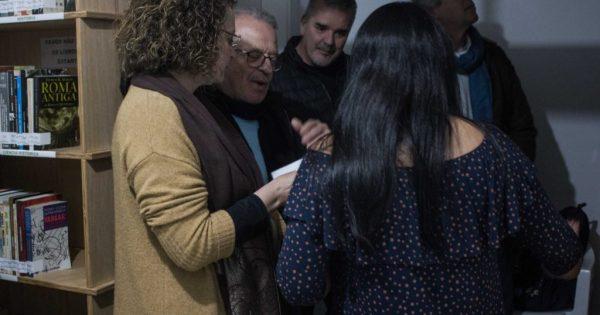 Emancipa inaugura biblioteca em homenagem ao jornalista Adelmo Genro Filho