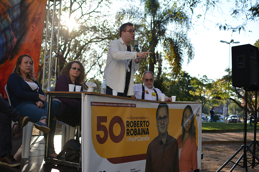 Largada 50 Praça