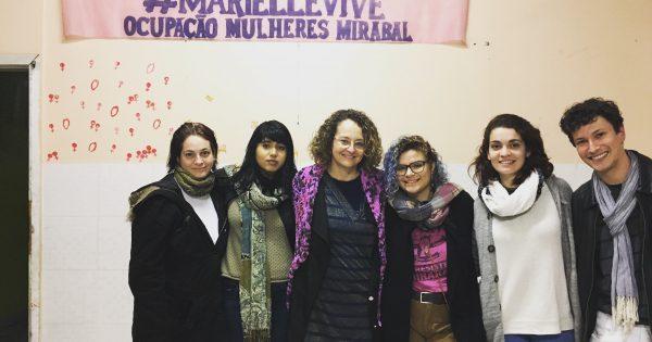 Ocupação Mirabal resiste em meio a ameaça de despejo