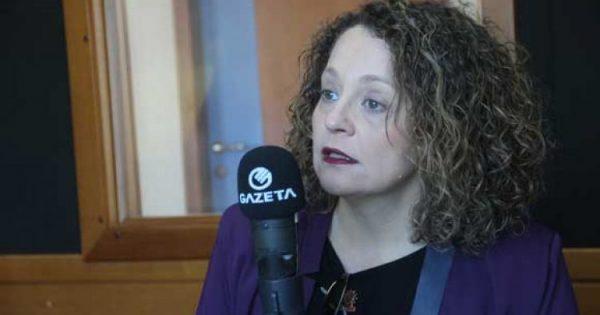 """""""Há descrença e nojo da política, com toda a razão"""", afirma Luciana Genro"""