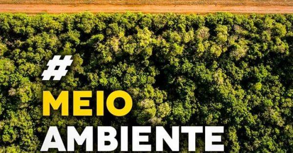 Manifesto em defesa do meio ambiente