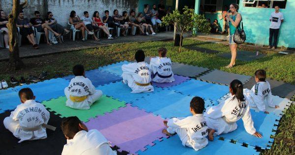 Emancipa inaugura casa em Gravataí