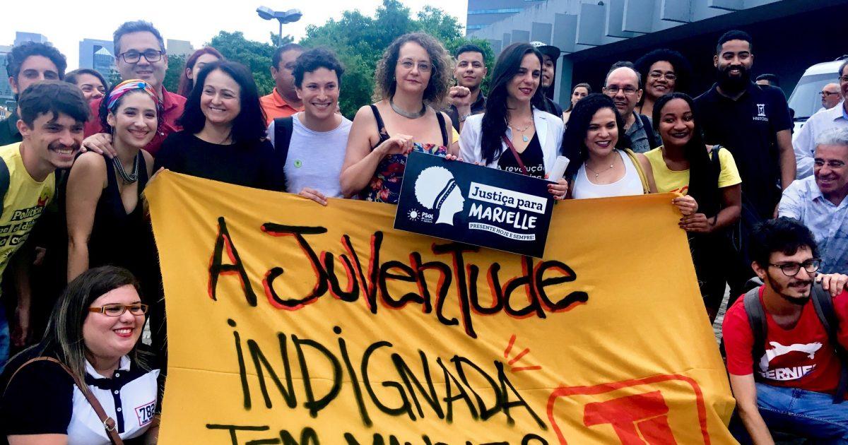 Diplomação Luciana Genro e Fernanda Melchionna