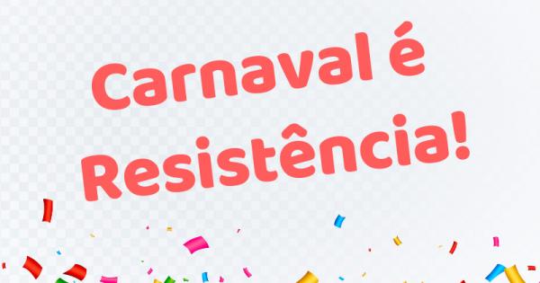 Em defesa do Carnaval