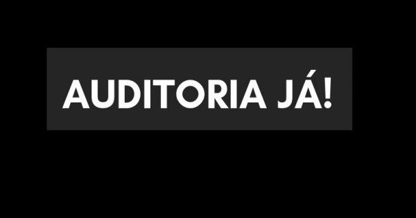 Queremos a auditoria da dívida pública do RS