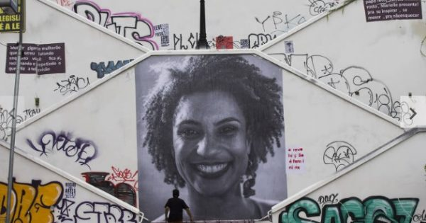 Antonia Pellegrino e Manoela Miklos: Marielle não vive