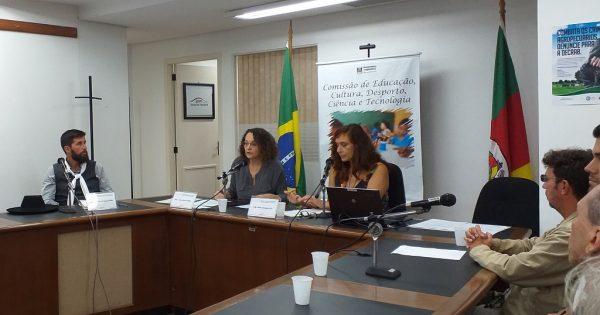 Comissão de Educação realiza audiência pública sobre o IPA
