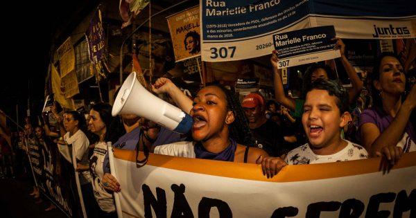 Justiça para Marielle: 1 ano sem resposta