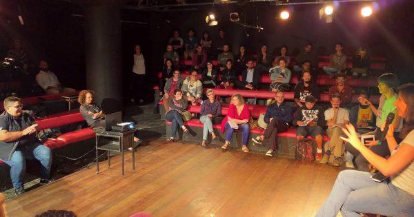 Emancipa Mulher promove aula aberta de assédio e machismo para homens