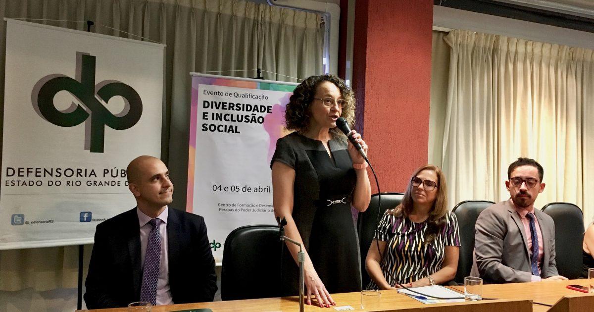 Seminário de Direitos Humanos da Defensoria Pública