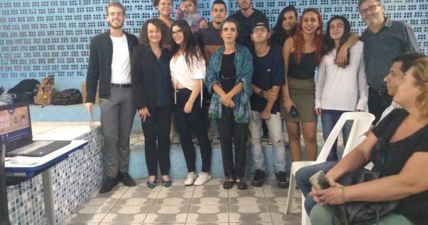 Movimento cultural da Ilha da Pintada promove aula pública sobre a Mina Guaíba