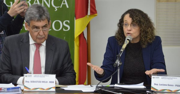 Luciana Genro cobra diálogo de Eduardo Leite sobre Cais Mauá