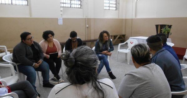 Comissão LGBT visita Presídio Feminino Madre Pelletier para dialogar com direção e apenadas