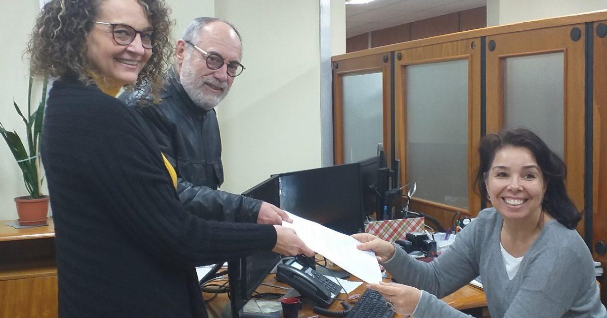 Luciana Genro e Pedro Ruas protocolam PEC para extinção da Justiça Militar