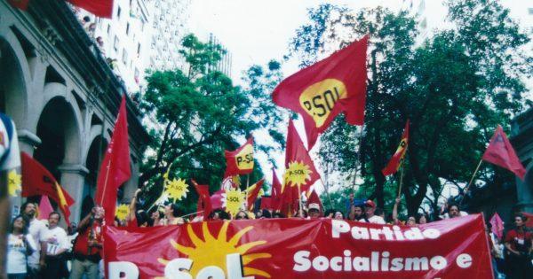 15 anos do encontro de fundação do PSOL
