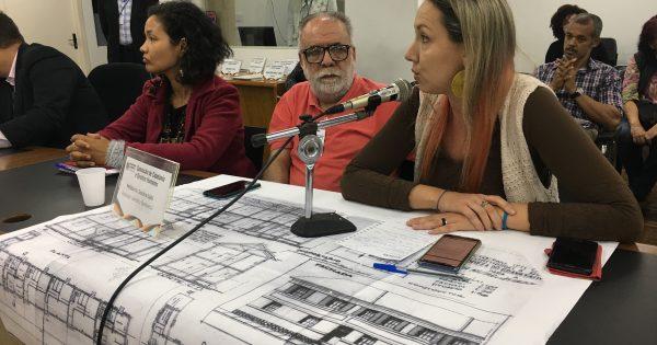 A prefeitura de Porto Alegre retira moradores da ocupação Baronesa sem projeto para a área