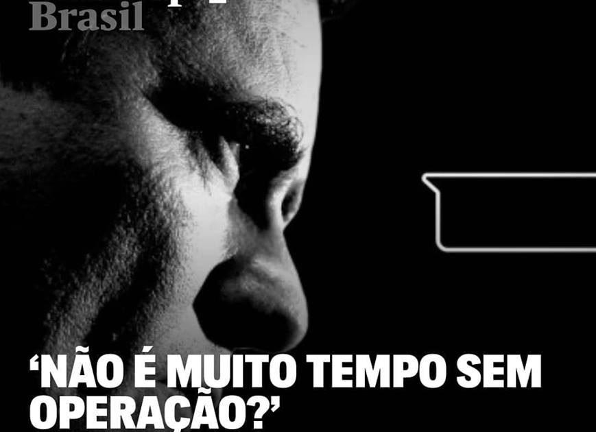Site The Intercept Brasil revelou colaboração entre Moro e Dallagnol na Lava Jato