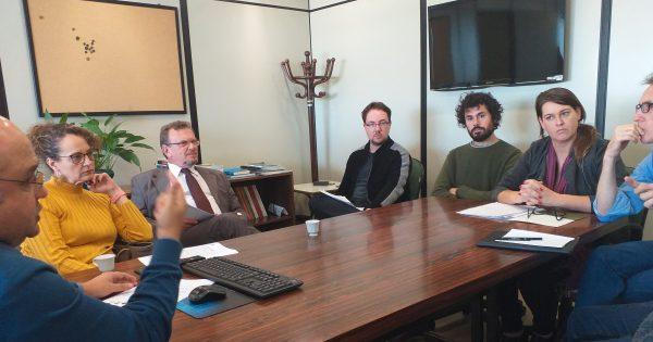 Deputados começam visitas às fundações extintas no governo Sartori